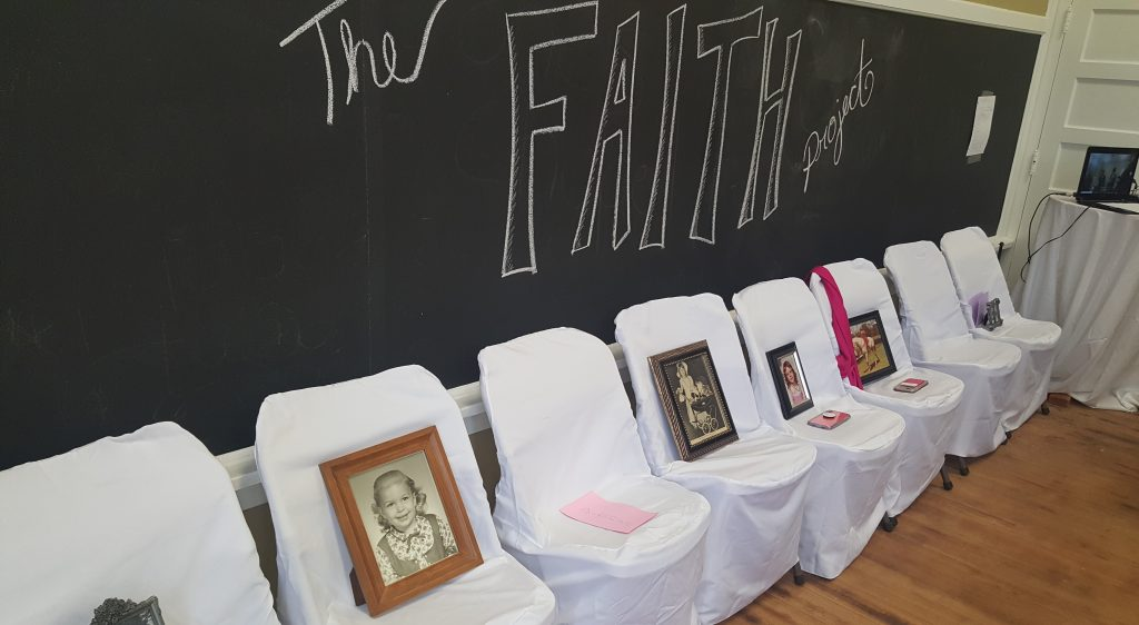 The Faith Project - Chairs